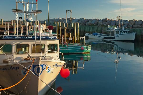 Parker Cove, Nova Scotia