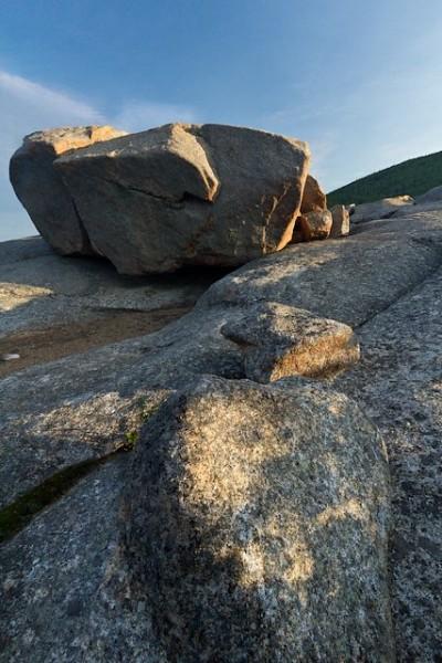 Rocks on Pitchoff